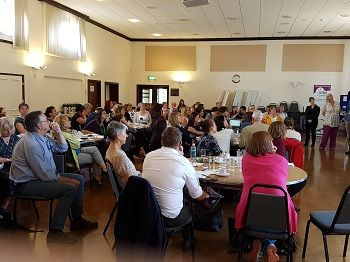 Delegates at the Devon Stakeholder Event, June 2018