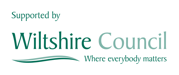 Supported by Wiltshire Council