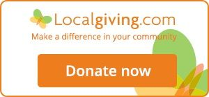 Donate now with Local Giving